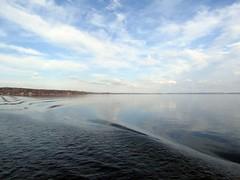 schiffswellen (lualba) Tags: see lake wasser water bavaria bayern