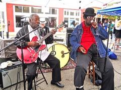 Juke Joint Festival w. Sam Frazier Jr - LISTEN: (Shein Die) Tags: blues jukejointfestival music musicians live clarksdale mississippi festival 2016jukejointfestival harmonica