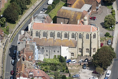 St Mary Star of the Sea Church - Hastings aerial image (John D Fielding) Tags: hastings eastsussex church stmarystarofthesea above aerial nikon d810 hires highresolution hirez highdefinition hidef britainfromtheair britainfromabove skyview aerialimage aerialphotography aerialimagesuk aerialview viewfromplane aerialengland britain johnfieldingaerialimages fullformat johnfieldingaerialimage johnfielding fromtheair fromthesky flyingover fullframe cidessus antenne hauterésolution hautedéfinition vueaérienne imageaérienne photographieaérienne drone vuedavion delair birdseyeview british english
