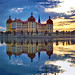 Moritzburg Clear Reflection
