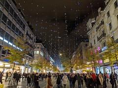 Christmas in Zurich, Switzerland (martin_vmorris) Tags: christmas zurich switzerland