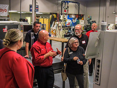 2019-11-20-MK-St. Cloud Chamber Event-213 (valencia_pcephotos) Tags: manufacturing welding electronicboardassembly mechatronics cncmachining