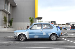 1977 Fiat 127 Special (stephen trinder) Tags: stephentrinder stephentrinderphotography thecarsofchristchurch thecarsofchristchurchnewzealand christchurchcars christchurchnewzealand aotearoa godzone kiwi landscape 1977 fiat 127 special