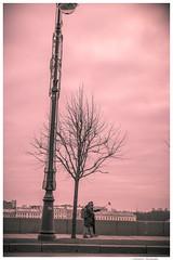 Big Brother (Listenwave Photography) Tags: street pink big brother sigma social colored neva foveon selfie sanktpetersburg listenwave net network