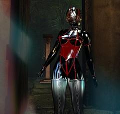 Latex Doll (beccaprender) Tags: blackone ngw latex fetish boundelegance boundtoexcite