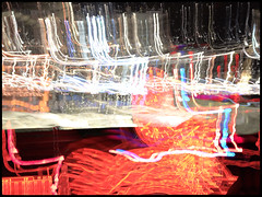 BMW Light trails (Livesurfcams) Tags: bmw lighttrails devon apple iphonexmax app abstract