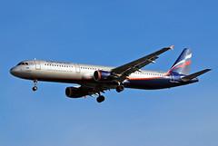 Photo of VQ-BEA Aeroflot A321