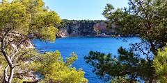 20191006_112205_HDR (tareqsmith) Tags: bandol france paca sud mer blue bleu ciel sky nature green vert arbre arbres landscape mediteranee