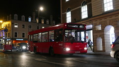 A Bit Too Small! (londonbusexplorer) Tags: abellio london dennis dart mpd plaxton pointer 8037 bu05hfx 490 richmond pools on the park heathrow terminal 5 tfl buses