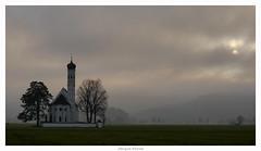 Nebel über St. Coloman (JKP14) Tags: schwangau bayern nebel