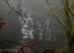 Photo of Waterfall in fog