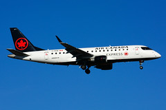 C-FEIQ (Air Canada EXPRESS - Sky Regional) (Steelhead 2010) Tags: aircanada aircanadaexpress skyregional embraer emb175 yyz creg cfeiq