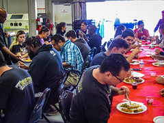 2019-11-21-MK-Friendsgiving-072 (valencia_pcephotos) Tags: manufacturing welding cncmachining mechatronics electronicboardassembly thanksgiving