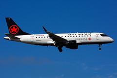 C-FEKI (Air Canada EXPRESS - Sky Regional) (Steelhead 2010) Tags: aircanada aircanadaexpress skyregional embraer emb175 yyz creg cfeki