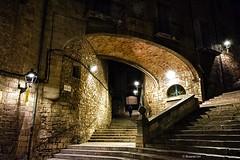 Girona Nocturna - 1 (rossendgricasas) Tags: girona catalonia night light lightroom photoshop nikon adobecameraraw