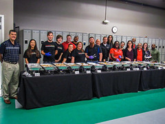 2019-11-21-MK-Friendsgiving-084 (valencia_pcephotos) Tags: manufacturing welding cncmachining mechatronics electronicboardassembly thanksgiving