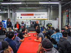 2019-11-21-MK-Friendsgiving-001 (valencia_pcephotos) Tags: manufacturing welding cncmachining mechatronics electronicboardassembly thanksgiving