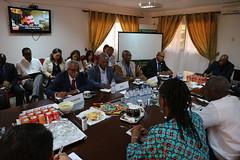 Encontro P5 (34) (Comunidade dos Paises de Lingua Portuguesa) Tags: cplp guinébissau observação eleitoral