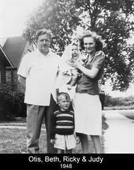 1948 - Doc Bowen Family