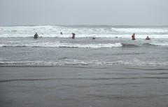Advanced Helicopter Rescue School - beach-surf swim (Coast Guard News) Tags: uscg coastguard advancedhelicopterrescueschool aviationtrainingcenter sectorcolumbiariver northheadlighthouse mh65dolphinhelicopter warrenton oregon unitedstates
