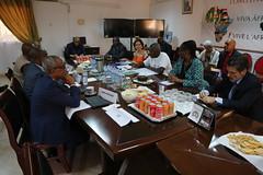 Encontro P5 (26) (Comunidade dos Paises de Lingua Portuguesa) Tags: cplp guinébissau observação eleitoral