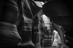Upper antelope !! (pankaj.anand) Tags: 2019 page arizona uppper upperantelope antelope watershed canyon grandcanyon canyontrip bw blackandwhite monochrome