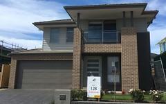 Lot 128 Hinny Street, Box Hill NSW