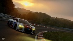 Audi R8 LMS (chumako@bellsouth.net) Tags: cars racecar track gaming audi circuit playstation gtsport scapes granturismo r8 lms polyphony ps4