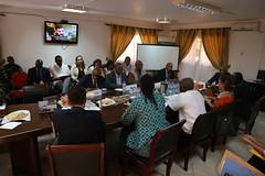 Encontro P5 (32) (Comunidade dos Paises de Lingua Portuguesa) Tags: cplp guinébissau observação eleitoral