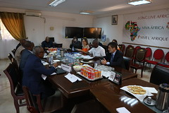 Encontro P5 (15) (Comunidade dos Paises de Lingua Portuguesa) Tags: cplp guinébissau observação eleitoral