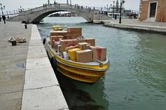 Package to Venezia (marcostetter) Tags: venice venezia