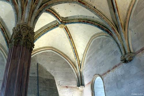 Château de Vincennes : la salle du Conseil