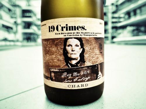 wine 19 Crimes_ ©  Sergei F