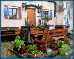 Aspettando l'estate (magister111) Tags: bavaria bayern baviera cortiletti gardens courtyards