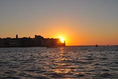 coucher du soleil sur la Mediterrannée, Sour (Tyr) (abdallahh) Tags: liban lebanon south sud sea mer mediterranean summer été sunet coucher soleil water eau