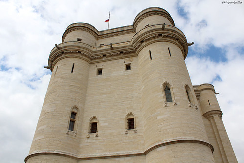 Château de Vincennes : le donjon