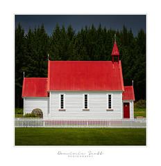 Waitetoko Church Taupo New Zealand (Dominic Scott Photography) Tags: dominicscott newzealand taupo waitetoko church square sony ilce7rm3 gmaster sel2470gm a7rmii a7rm3