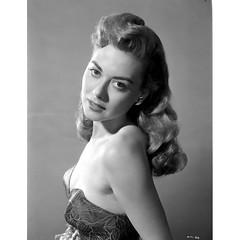 Adele Mara (thomasgorman1) Tags: actress portrait bw hollywood face nostalgia noir horror adventure