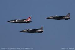J-22 Orao (srkirad) Tags: planespotting aircraft airplane jet military attack soko j22 orao serbianairforce formation demo airshow belgrade serbia srbija beograd