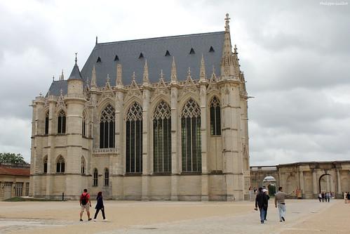 Château de Vincennes : la Sainte-Chapelle