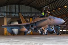 Swiss Air Force F-18 Hornet (@toonaew) Tags: force swiss air hornet f18 panthers raf meiringen leeming swissairforce yorknite staffel18