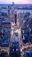 N.Y.C. (lucianoserra490) Tags: newyork manhattan grattacieli panorama empirestatebuilding
