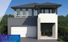 Lot 2023/7 Freesia St, Marsden Park NSW