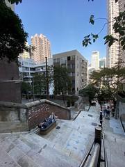 REST IN UNREST (eefzed) Tags: street hk streetart hongkong steps peoples shingwongstreet stepsstreet 香港 城皇街