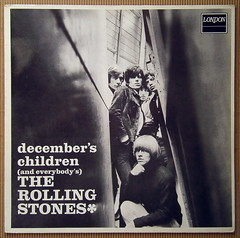 The Rolling Stones ‎– December's Children (And Everybody's) (renerox) Tags: therollingstones 60s rhythmblues lp lpcovers lpcover vinyl records recordsleeve