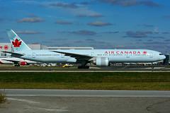 C-FIUL (Air Canada) (Steelhead 2010) Tags: aircanada boeing b777 b777300er yyz creg cfiul