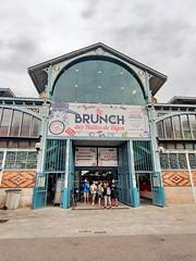 245 France - Bourgogne, Dijon, les Halles (paspog) Tags: france bourgogne deijon halles marché markt market august août 2019