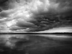 Big Storm Cloud (Livesurfcams) Tags: clouds storm devon westwardho herecomesaraincloud