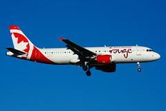 C-GFCP (Air Canadqa rouge) (Steelhead 2010) Tags: aircanada rouge airbus a320 a320200 yyz creg cgfcp
