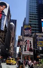 N.Y.C. (lucianoserra490) Tags: manhattan newyork grattacieli insegneluminose street